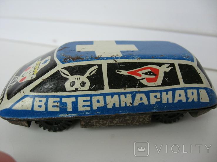"""Машинка """"Ветеринарная"""", фото №5"""