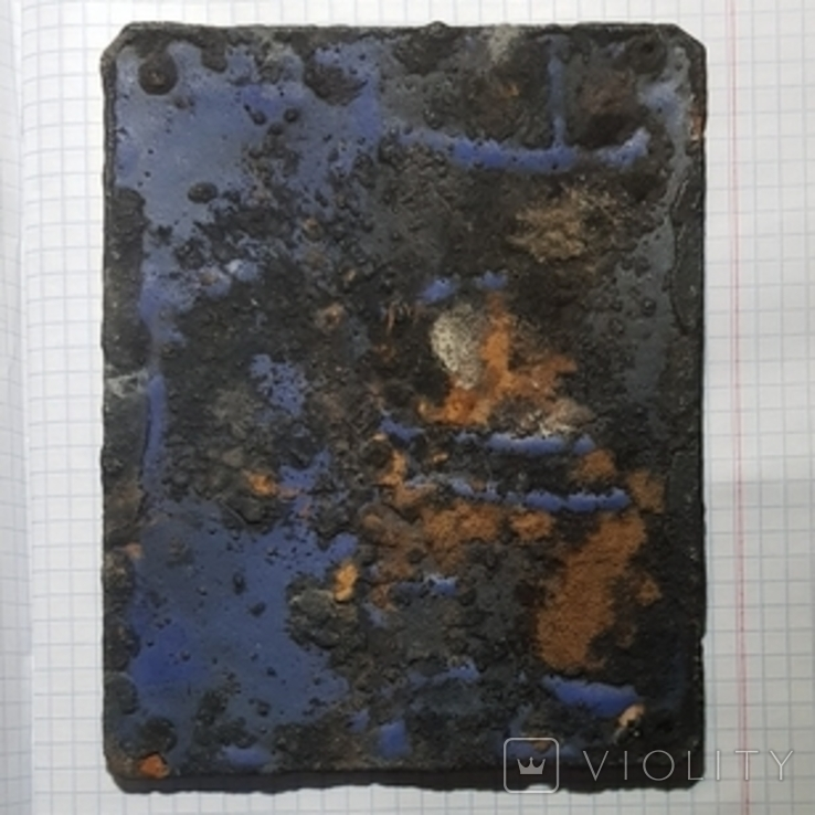 Старинная табличка, фото №3