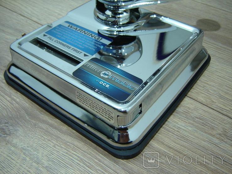 Машинка для набивки сигарет Mikromatic by OCB, фото №6