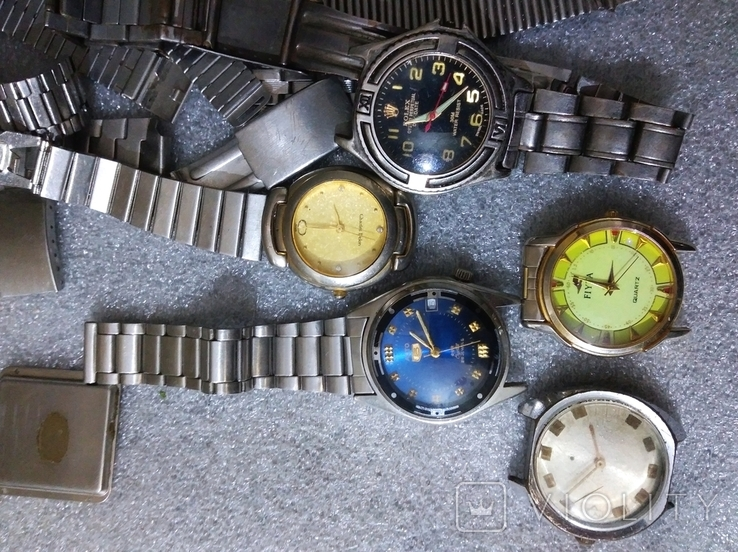 Часы одним лотом, фото №3