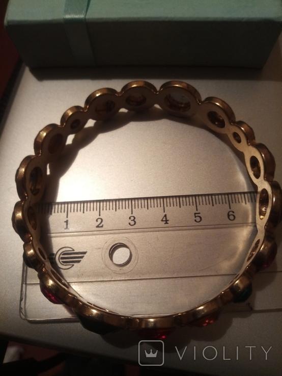 Винтажный браслет, фото №6