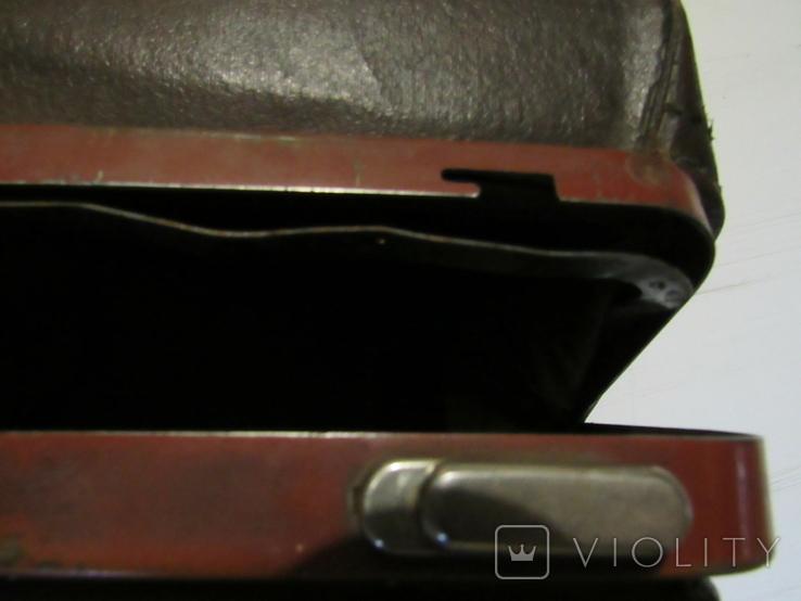 Винтажный саквояж, фото №6
