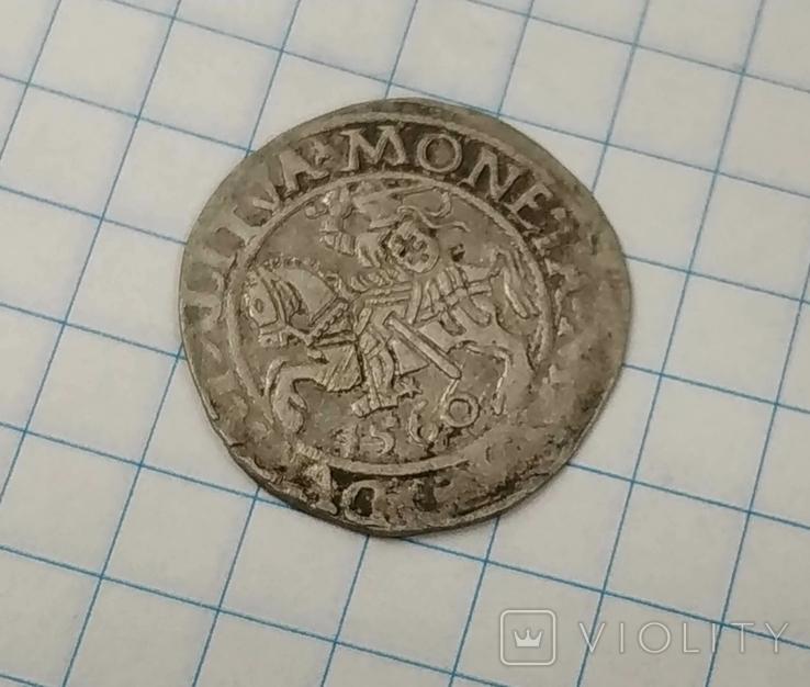 Півгрош 1560, фото №9