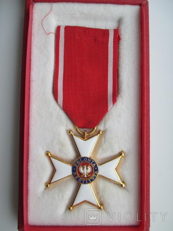 Орден  *Возрождения Польши*, фото №2