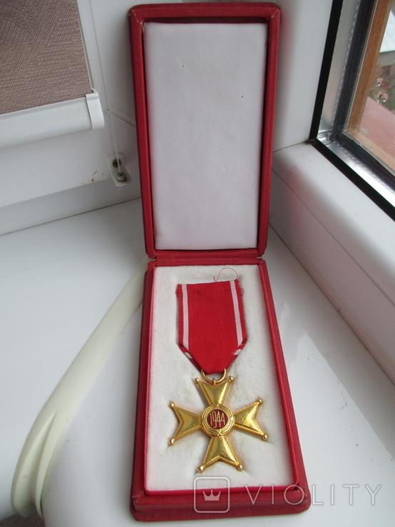 Орден  *Возрождения Польши*, фото №5