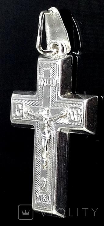 Крестик, фото №4