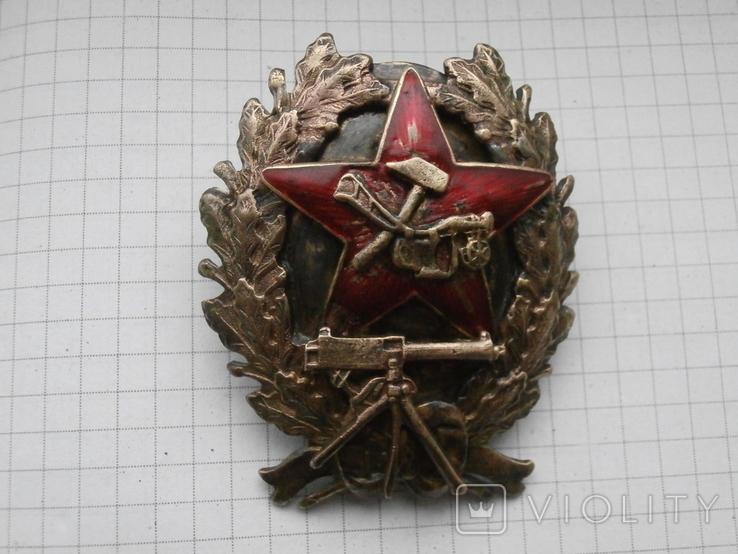Знак  Краскома. РККА. (копия), фото №2