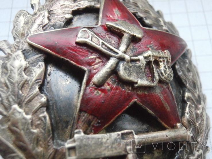 Знак  Краскома. РККА. (копия), фото №12