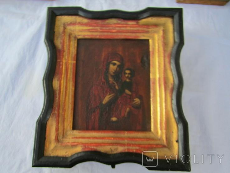 Икона Божья Матерь Киот, фото №2