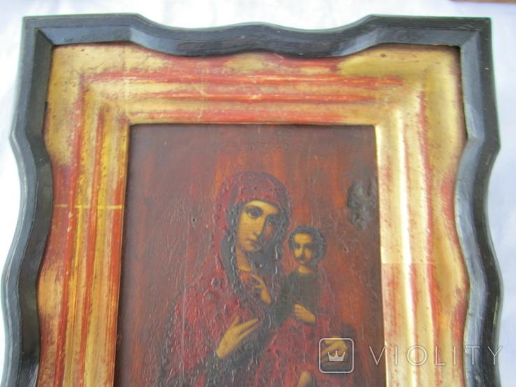 Икона Божья Матерь Киот, фото №3