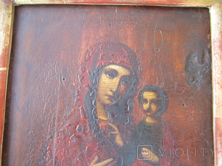 Икона Божья Матерь Киот, фото №5