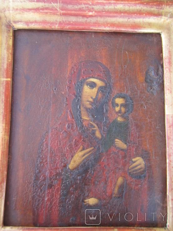 Икона Божья Матерь Киот, фото №6
