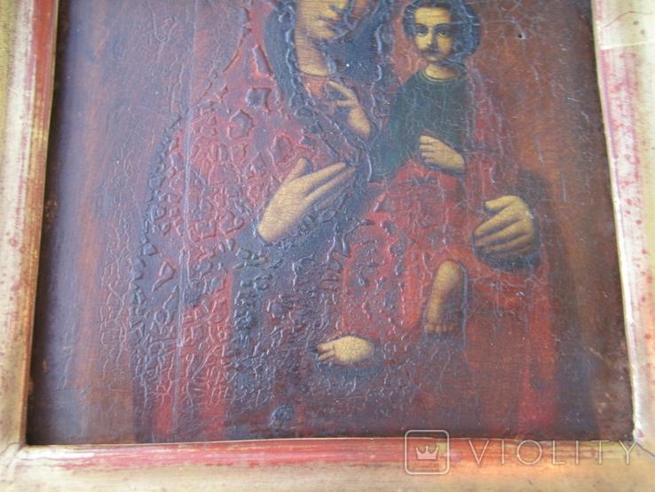 Икона Божья Матерь Киот, фото №7