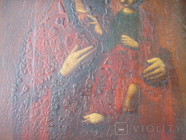 Икона Божья Матерь Киот, фото №9
