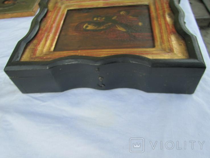 Икона Божья Матерь Киот, фото №11