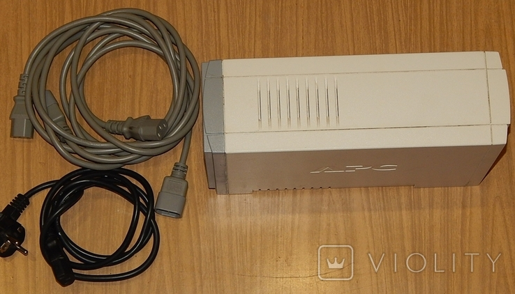 Источник бесперебойного питания APC BACK-UPS CS 500, фото №6