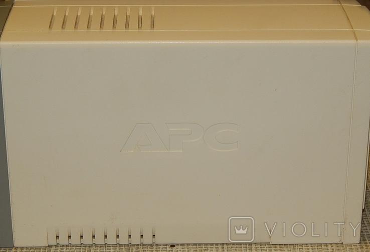 Источник бесперебойного питания APC BACK-UPS CS 500, фото №7