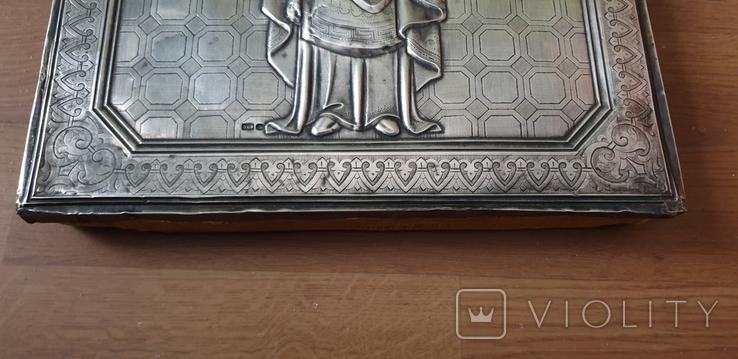 Икона Св. Царица Александра, фото №5