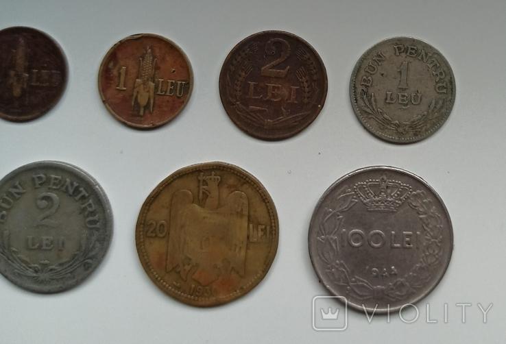 Набор монет Румынии, фото №4