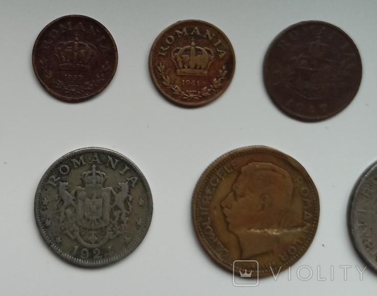 Набор монет Румынии, фото №6