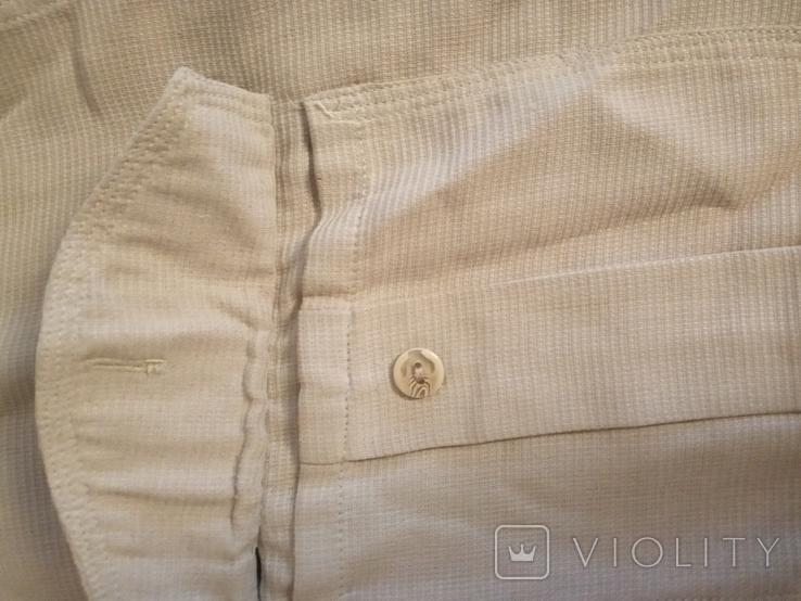 Рубашка мужская, короткий рукав  52- 54, фото №4