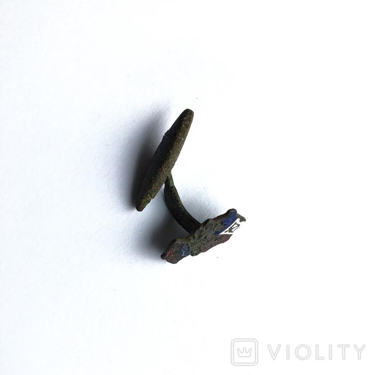 Патріотика, запонка Польша, фото №4