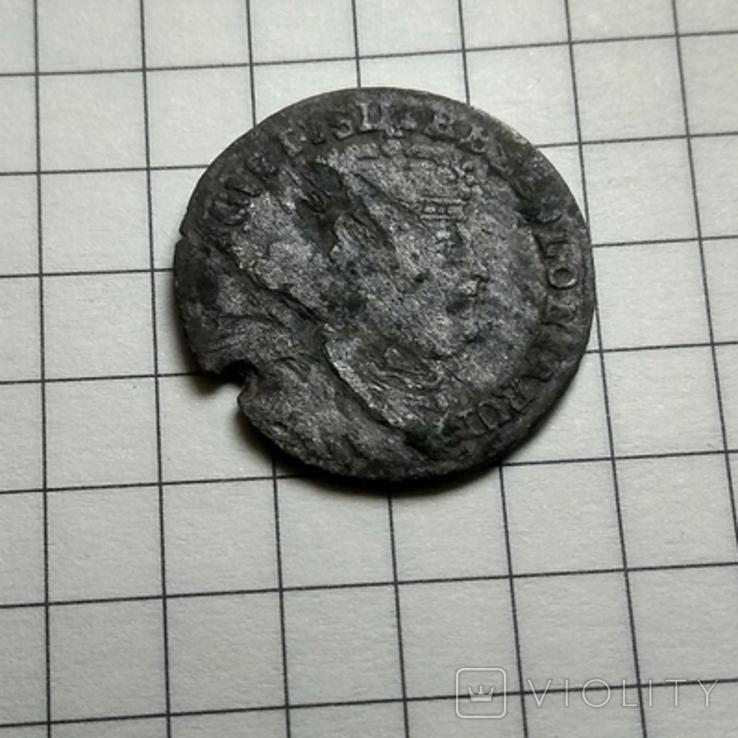 3 грош 1754 року ЕС Августа ІІІ Товстого, R1, фото №5