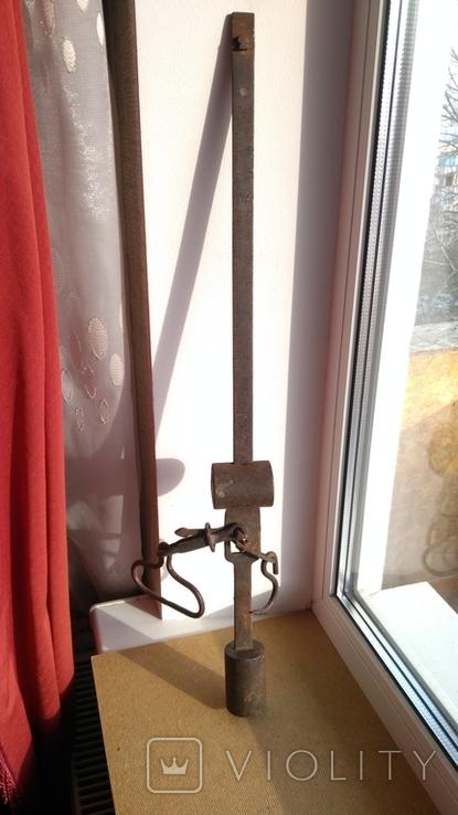 Старинные весы клеймо 1849г., фото №5