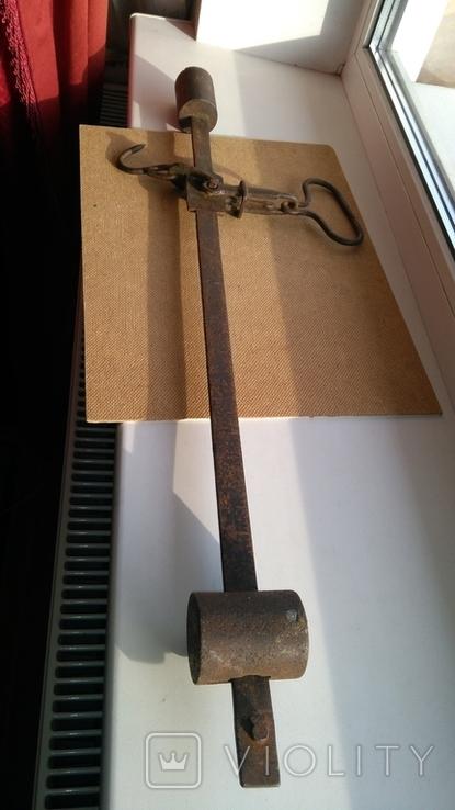 Старинные весы клеймо 1849г., фото №12