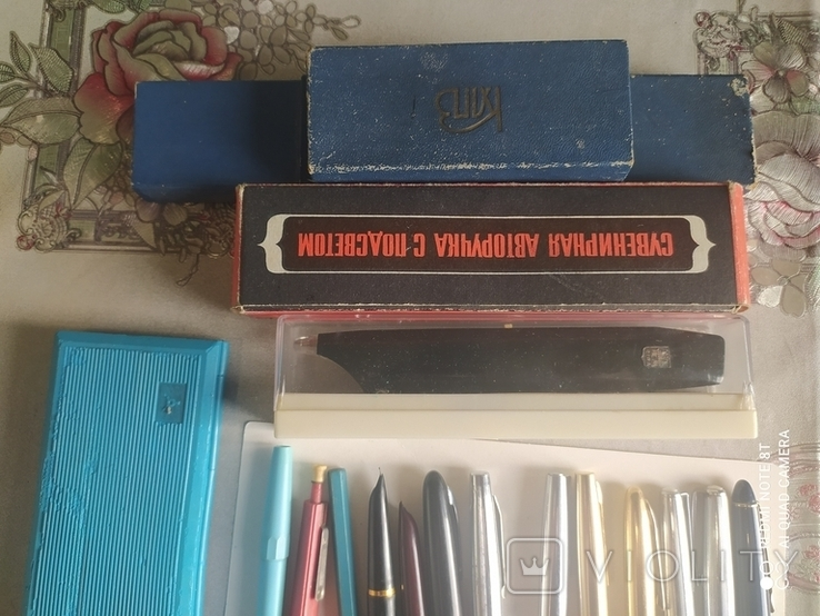 Ручки + коробки СССР, фото №4