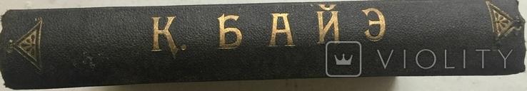 Байе К. История искусств. Спб. 1914, фото №12