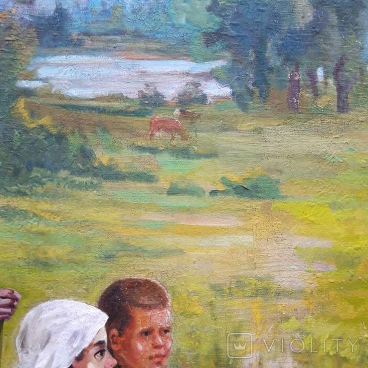 Ленін з дітьми, фото №8