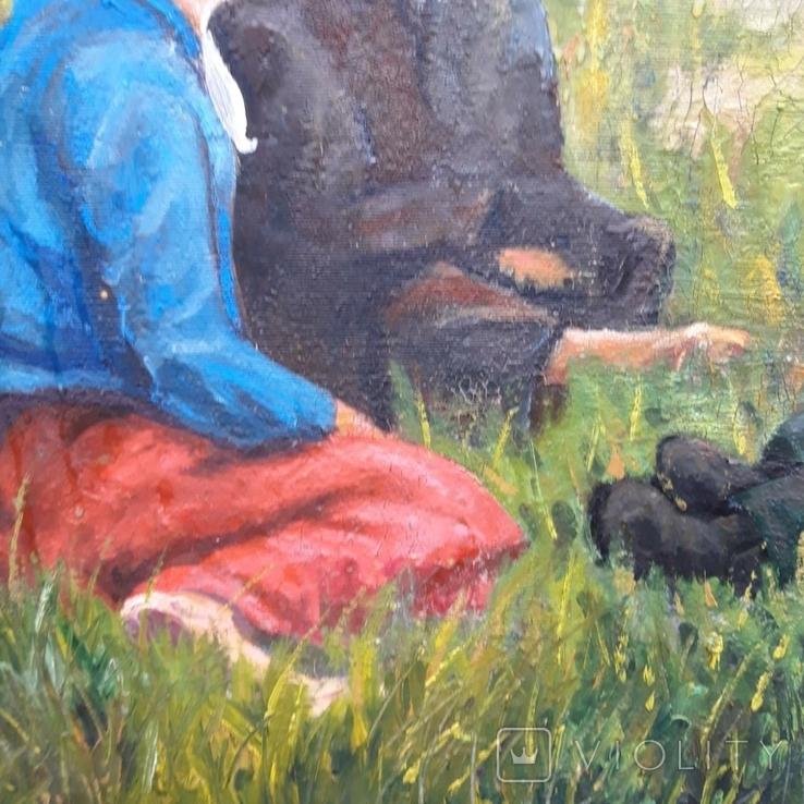 Ленін з дітьми, фото №9