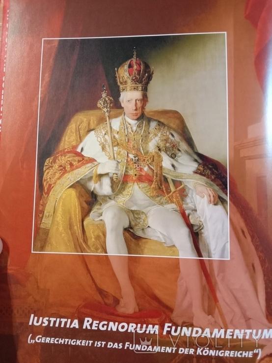 Каталог-энциклопедия монет Австрии и Австрийской империи 1806-1916, фото №3