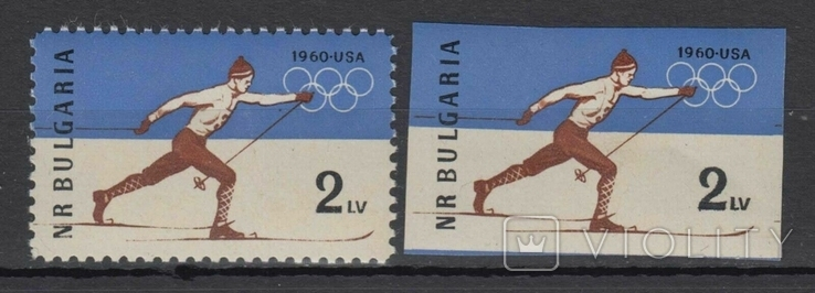 Юолгария 1960 олимпиада Скво-Велли