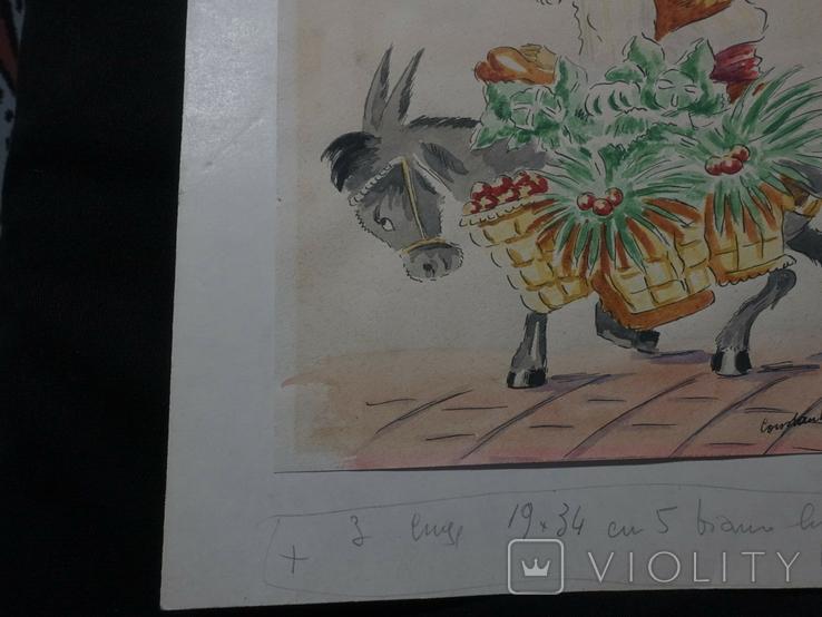 Картина 1920 гг, фото №7