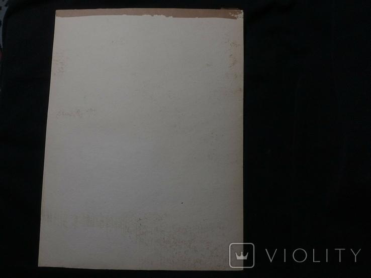 Картина 1920 гг, фото №9