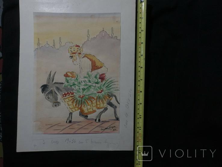 Картина 1920 гг, фото №11