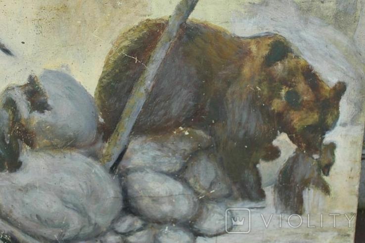 Медведица с малышами, фото №3