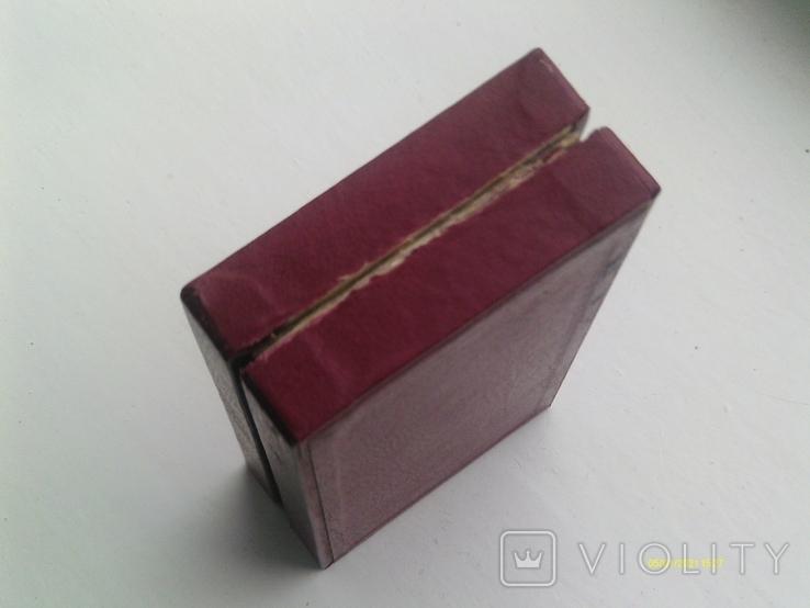 Коробка футляр для нагороди Польської Народної Республіки., фото №4