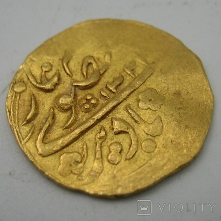 1 Тилля 1324 год Хиджры Бухарский Эмират - 1906 год РХ, фото №4