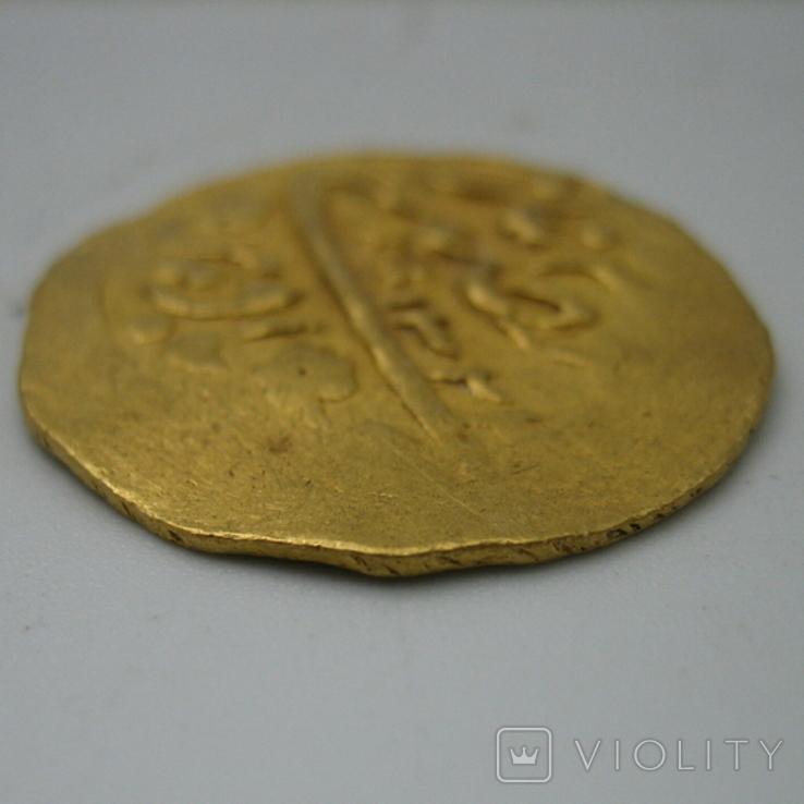 1 Тилля 1324 год Хиджры Бухарский Эмират - 1906 год РХ, фото №5