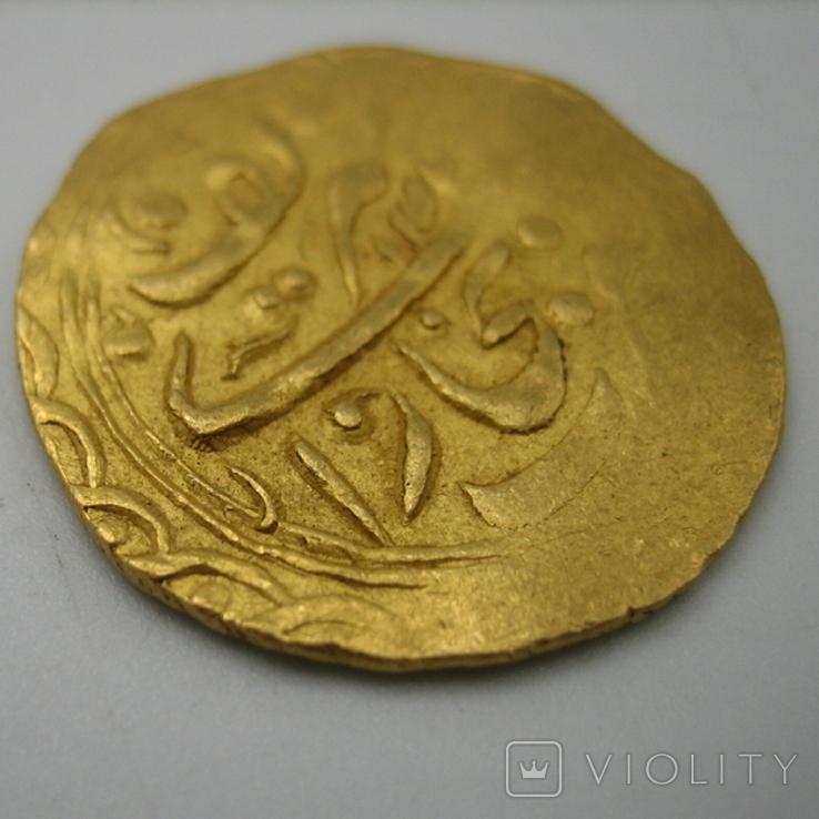 1 Тилля 1324 год Хиджры Бухарский Эмират - 1906 год РХ, фото №6