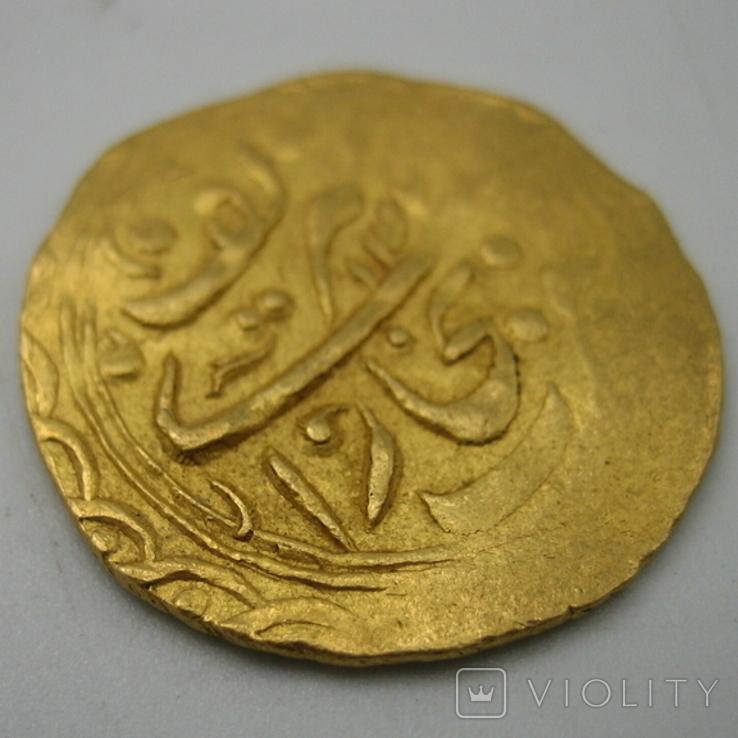 1 Тилля 1324 год Хиджры Бухарский Эмират - 1906 год РХ, фото №7