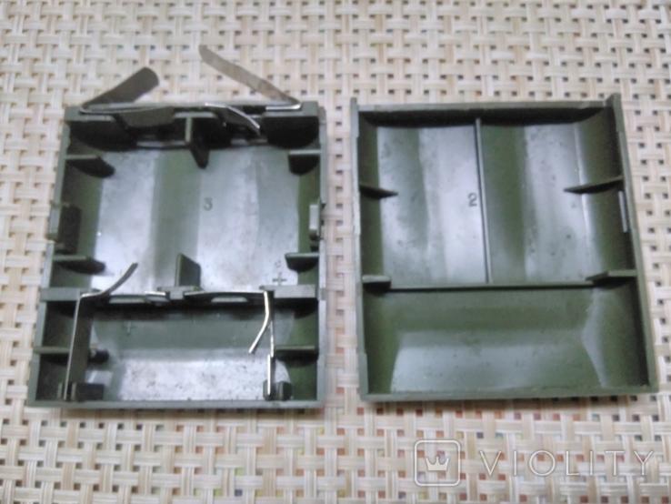 Разъемы, штекеры, футляр для батареек, фото №11