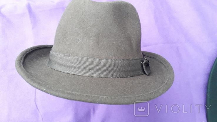 Чоловічий  капелюх № 1, фото №2