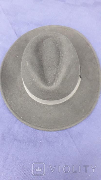 Чоловічий  капелюх № 2, фото №2