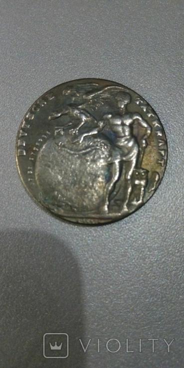 Медаль Полет дерижабля 1924 год копия, фото №3
