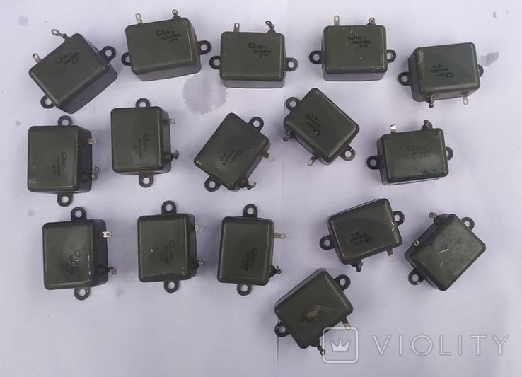 16 Конденсаторов КЭГ- 1, фото №2