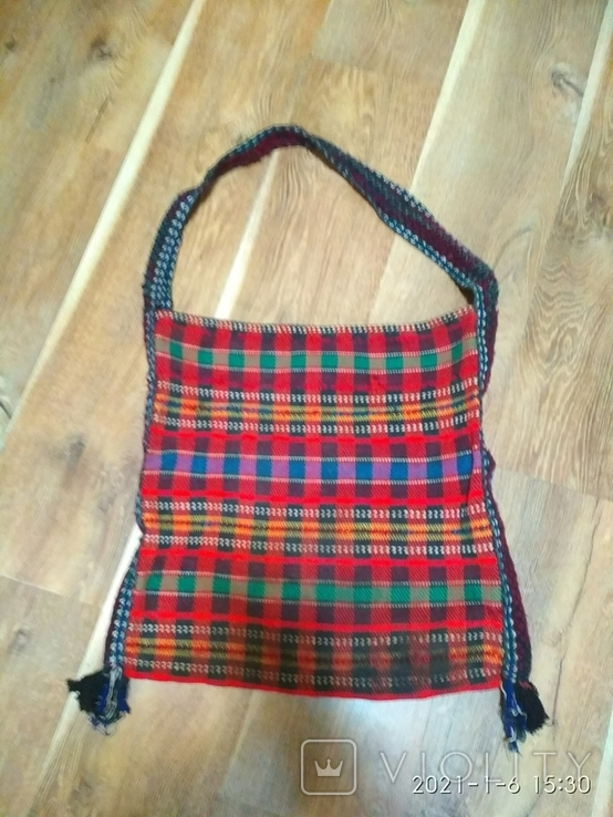 Гуцульська сумка тайстра, фото №2